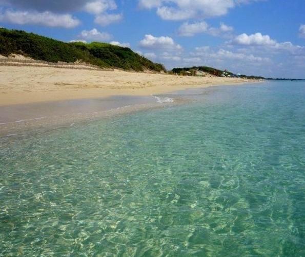 Mittelmeer bei Apulien