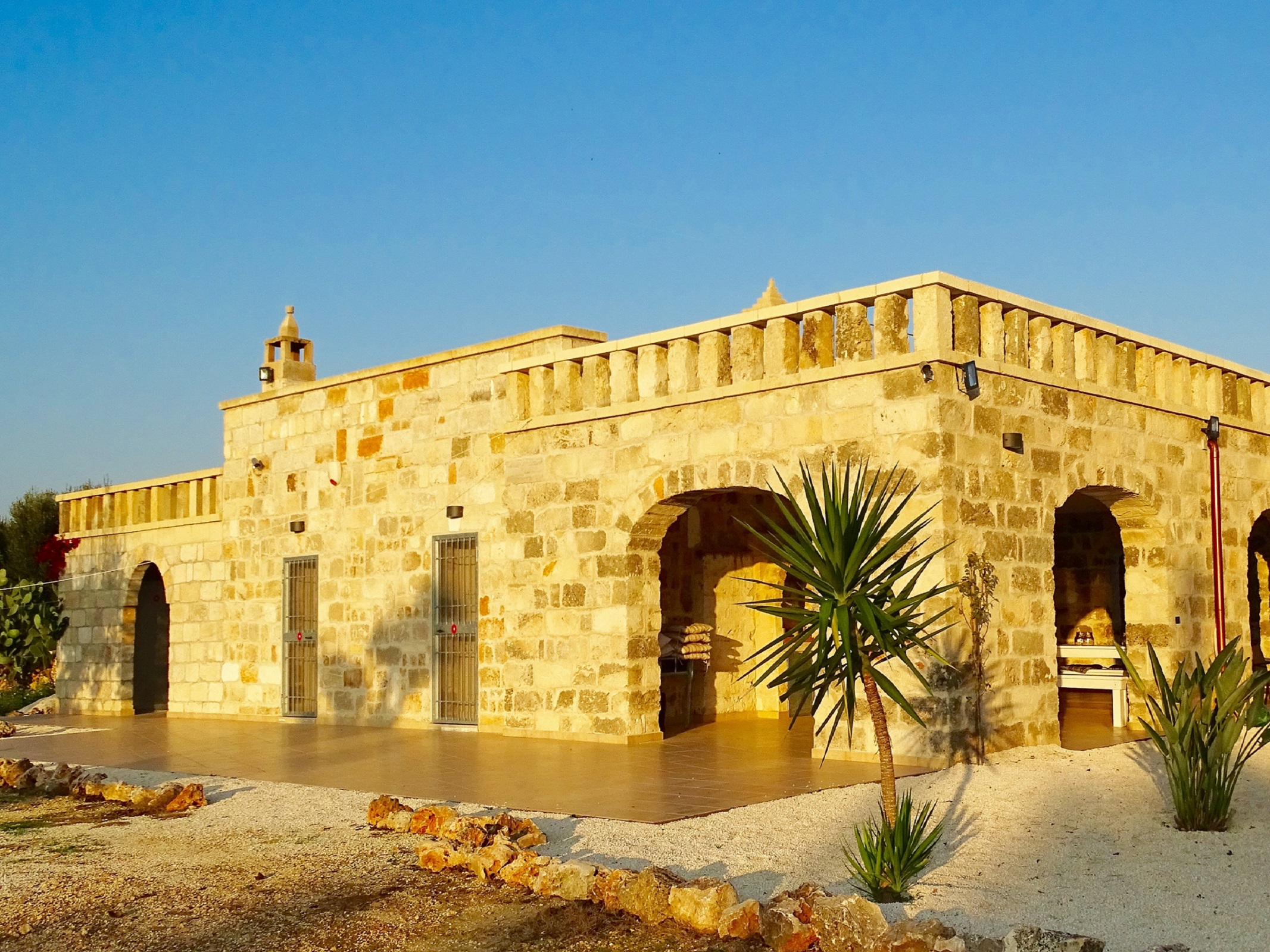 Immobilien Apulien - historischer  Baustil