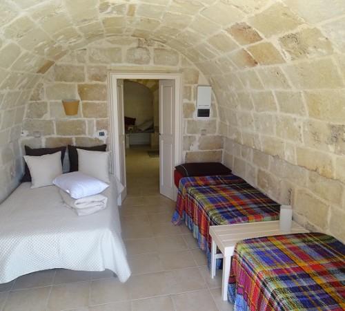 Schlafzimmer Apulien 2